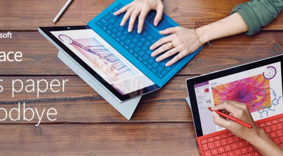 Microsoft Surface with 19% Discount - Projekt Neptun